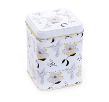 Load image into Gallery viewer, Tea Caddy Small Patterned