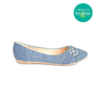 BALERINA CLAUMIR - DENIM