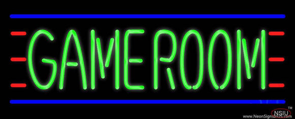 Game Room Handmade Art Neon Sign
