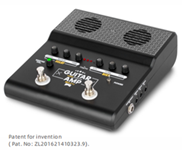 S5 3 in 1 Rechargeable Power Amplifier for Bass
