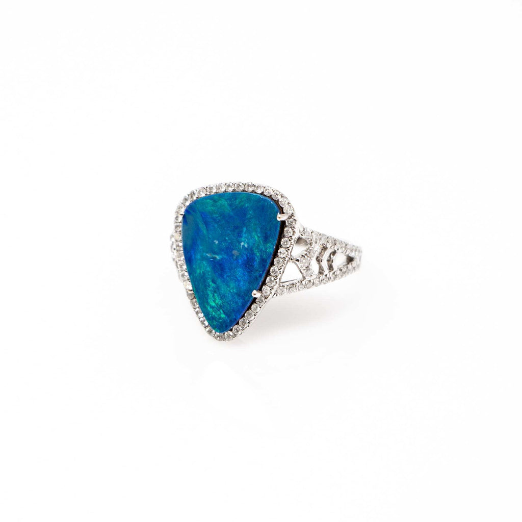 OCTOBER BIRTHSTONES: OPAL AND TOURMALINE