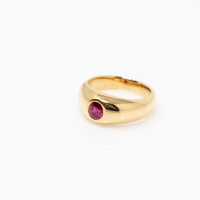 1.05ct Ruby Ring