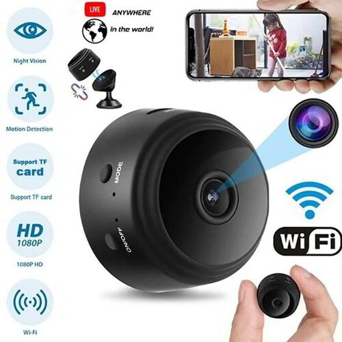 Wifi Hidden Camera
