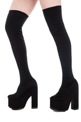 YRU Labyrinth Hi (Black)