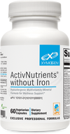 ActivNutrients® without Iron 60 Capsules