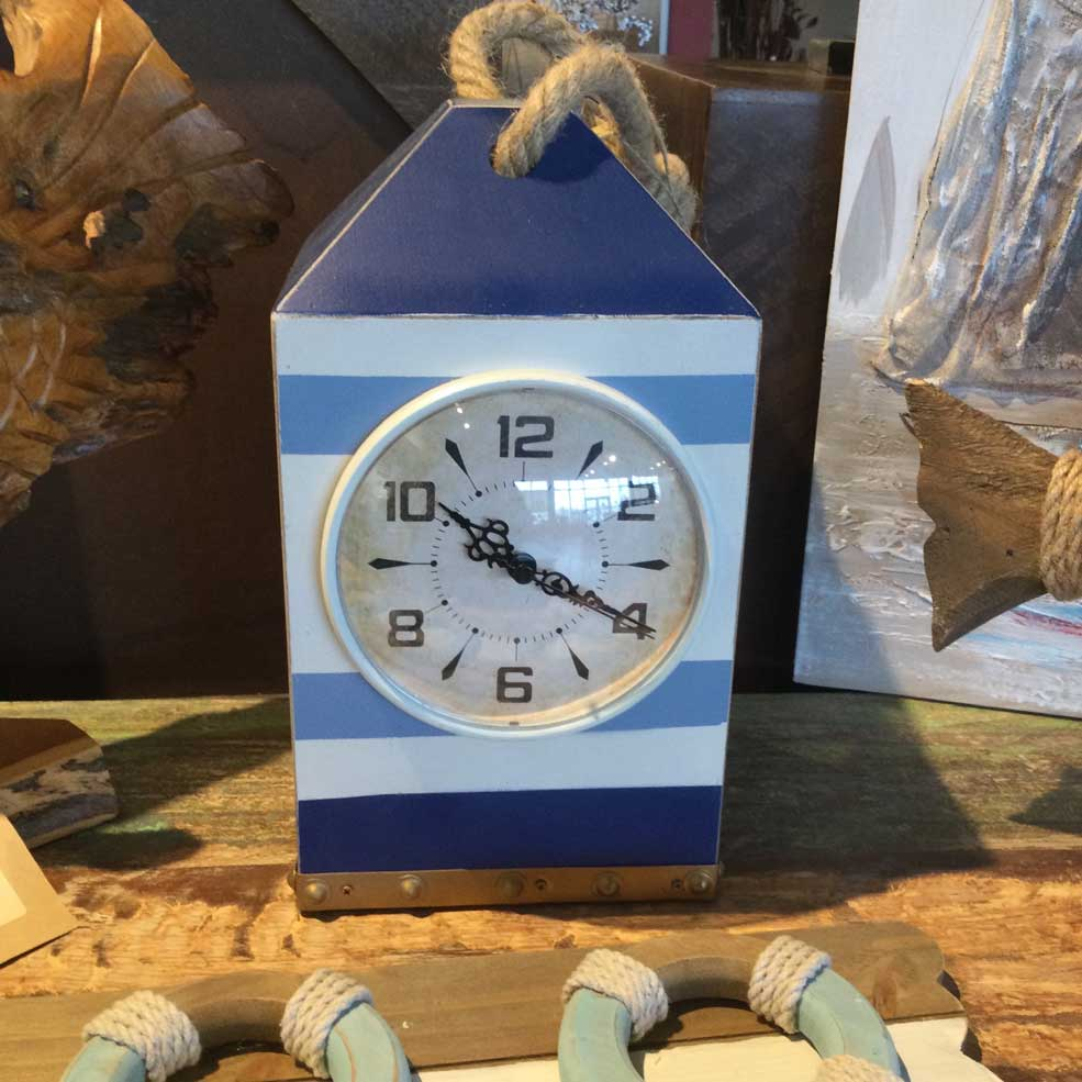 Nautical Penfield Table Clock