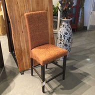 Bromwich Pumpkin bar stool