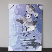 Load image into Gallery viewer, Three little bird painting