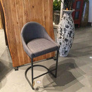 Keystone Fabric Counter Stool