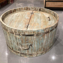 Load image into Gallery viewer, Riverside Round Barrel Coffee Table