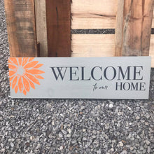 Load image into Gallery viewer, Assorted Canadian Made Welcome Signs
