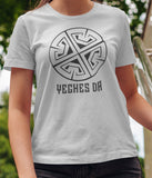 Cornwall Yeghes Da Shirt Celtic Knot Cornish Kernow Cheers Ancient Ancestral Language Heritage Tribal Symbol Unisex Tee - Alba Forged