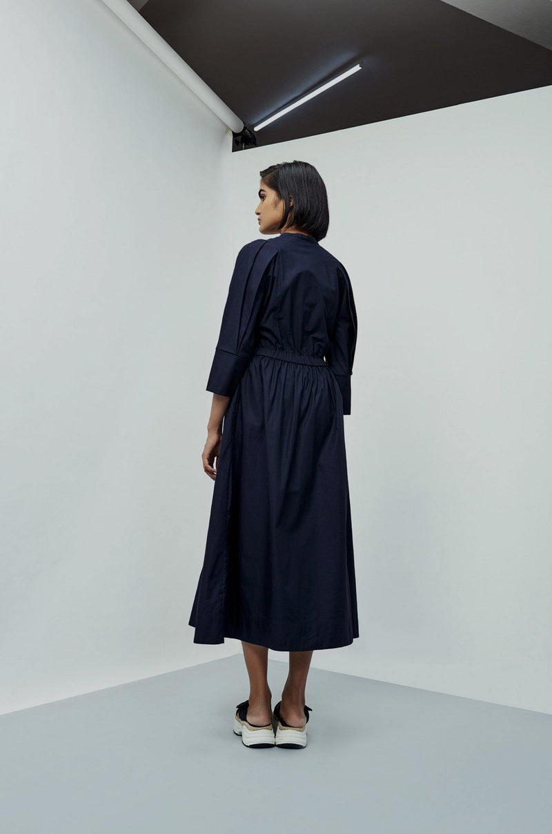 Darcie Dress Blue - Notebook