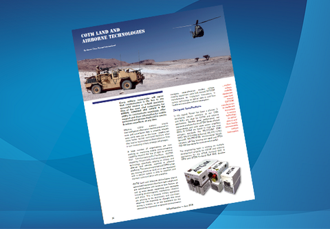 ARTICLE: COTM Land and Airborne Technologies