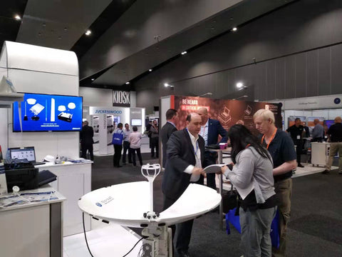 Norsat 'Radio Over Satellite' Solution Recognized As A Leading Innovation At Comms Connect Melbourne 2019