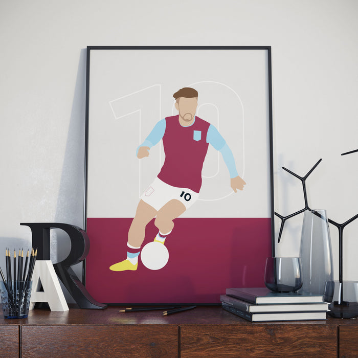 Jack Grealish - Aston Villa