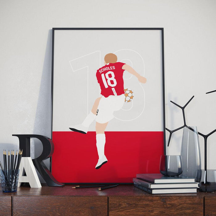 Paul Scholes - Man United