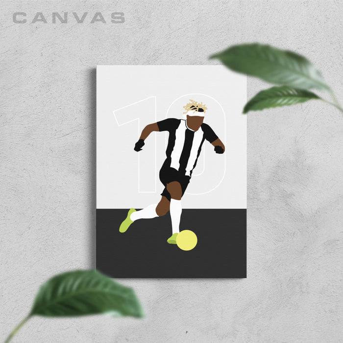 Allan Saint-Maximin - Newcastle