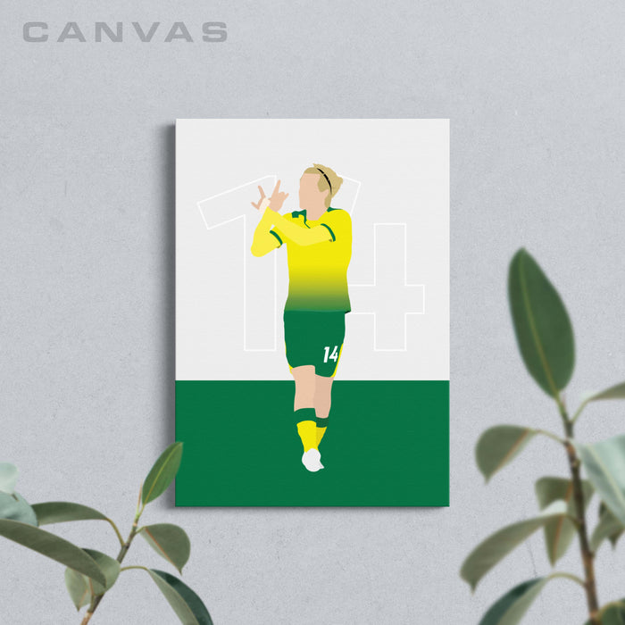 Todd Cantwell - Norwich City