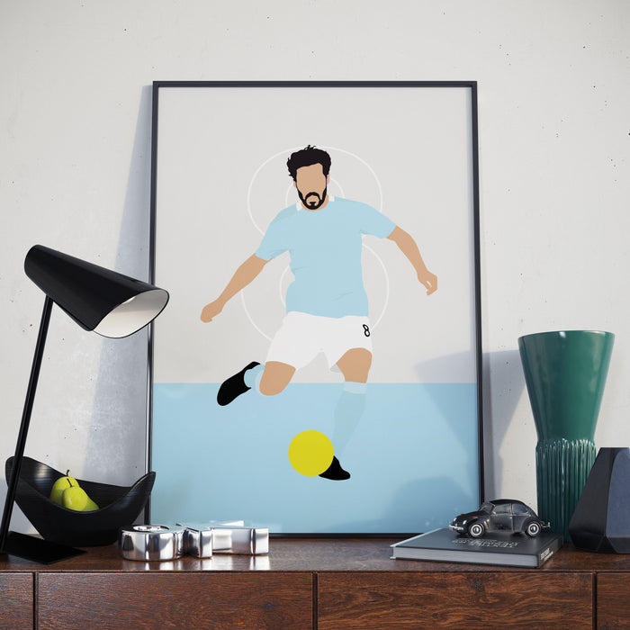 Ilkay Gundogan - Man City