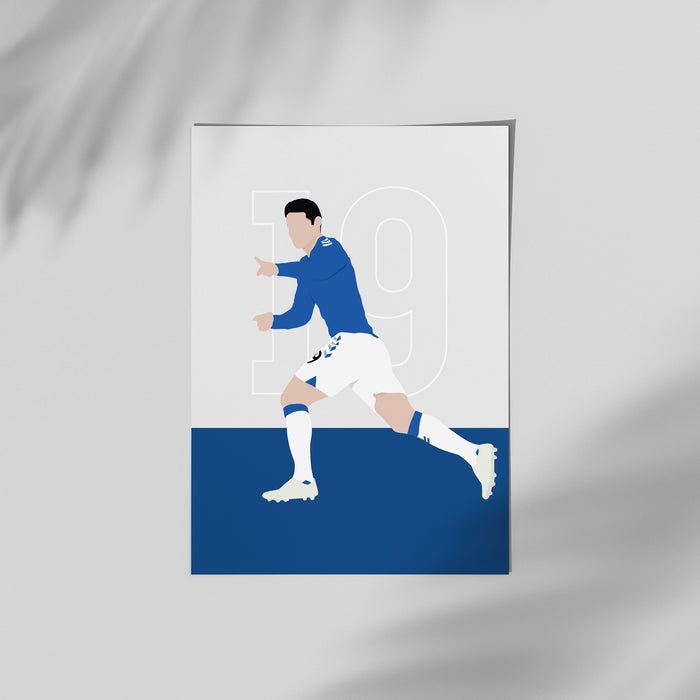 James Rodriguez - Everton