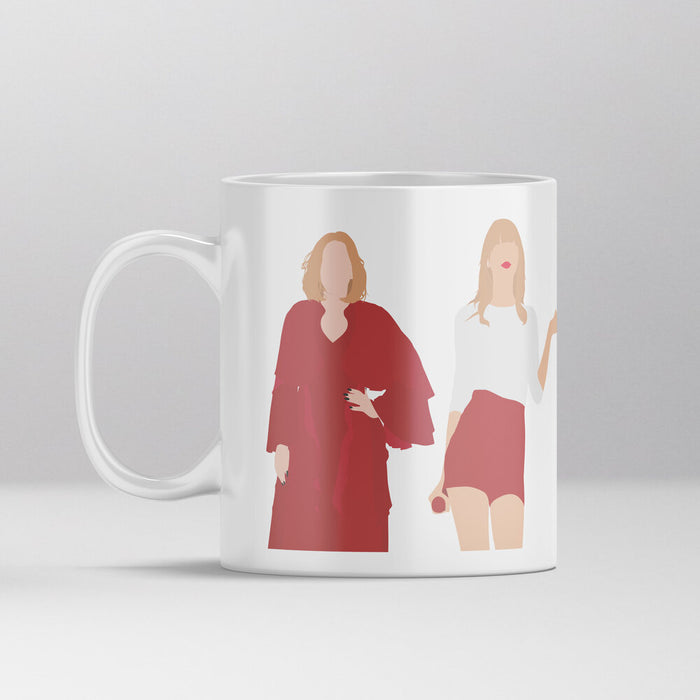 Pop Princesses Mug