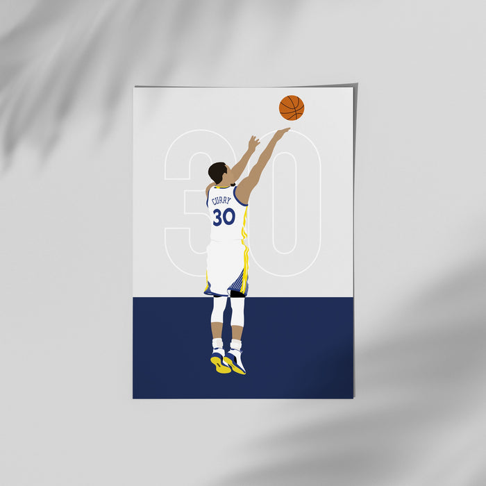 Steph Curry - Golden State Warriors