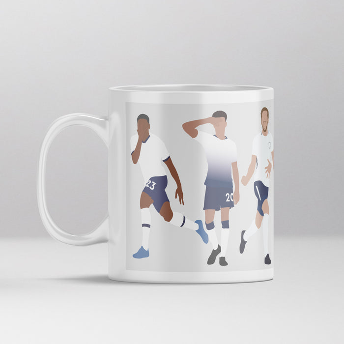 Tottenham Players Mug