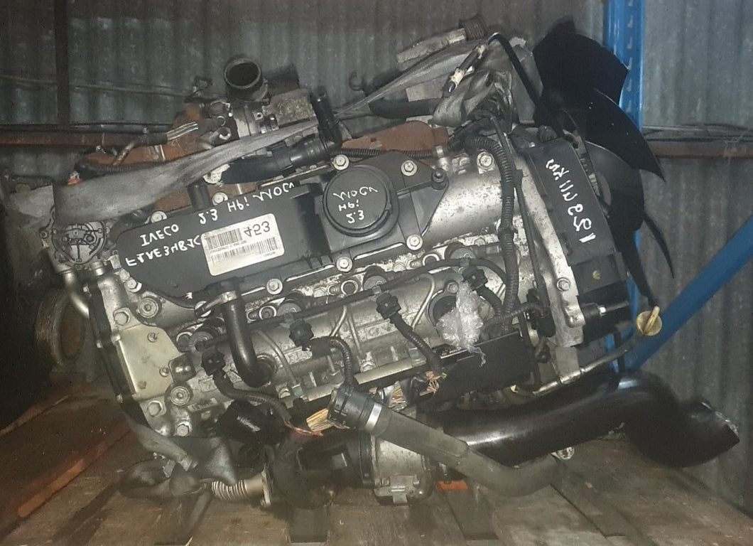 Moteur IVECO 2.3 HPI F1AE3481C