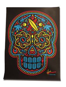 Jane's Addiction Ernesto Hand-silkscreened poster- SIGNED BY THE BAND