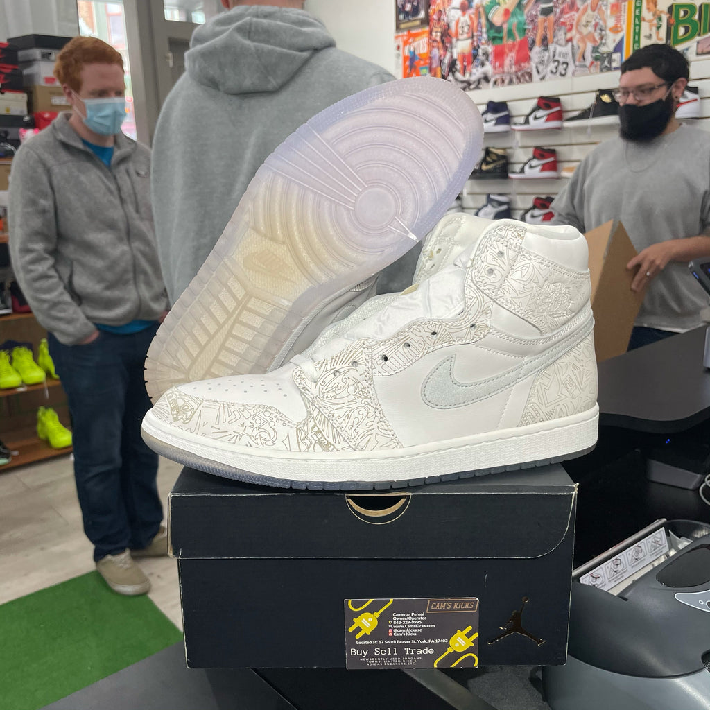 Air Jordan 1 Retro '30th Anniversary Laser'