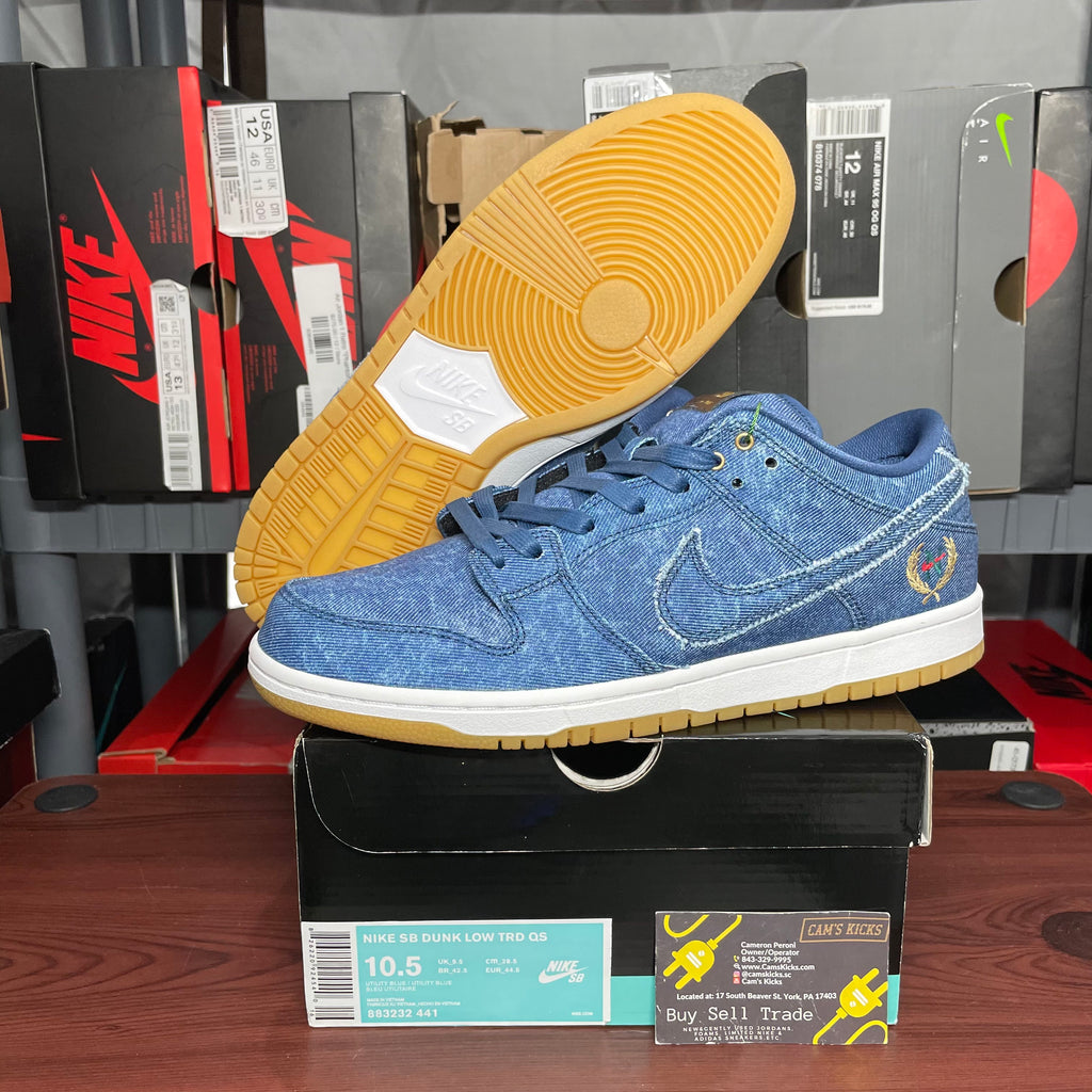 Nike Dunk Low SB Rivals Pack