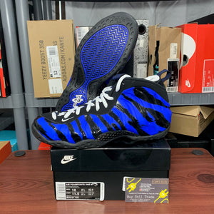 Nike Foamposite One Memphis Tigers