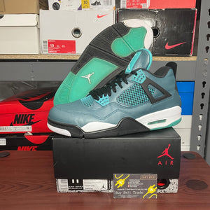 Air Jordan Retro 4 'Teal' (Pre-Owned)
