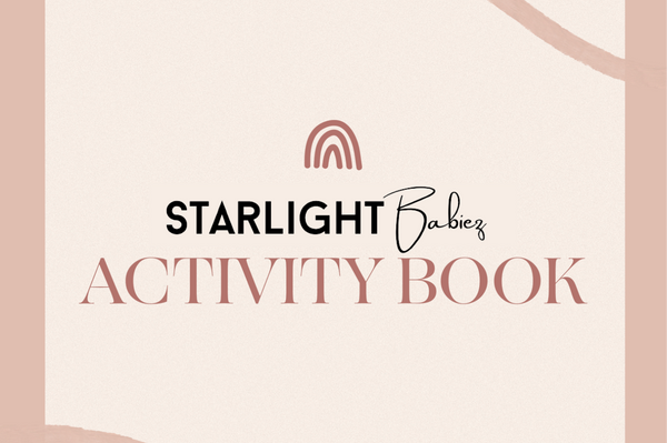 Free Activity Coloring Book for Babies, Toddlers, and Children.