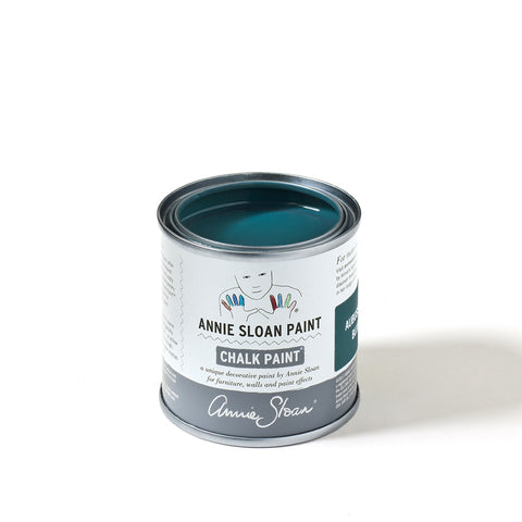 Small Tin- Aubusson Blue