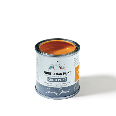 Small Tin- Barcelona Orange