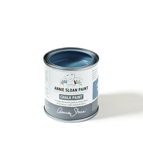 Small Tin- Greek Blue