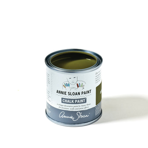 Small Tin- Olive