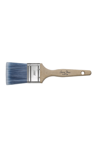 Flat Blue Brush- large