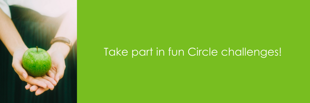 Earn bonus points for participating in fun challenges