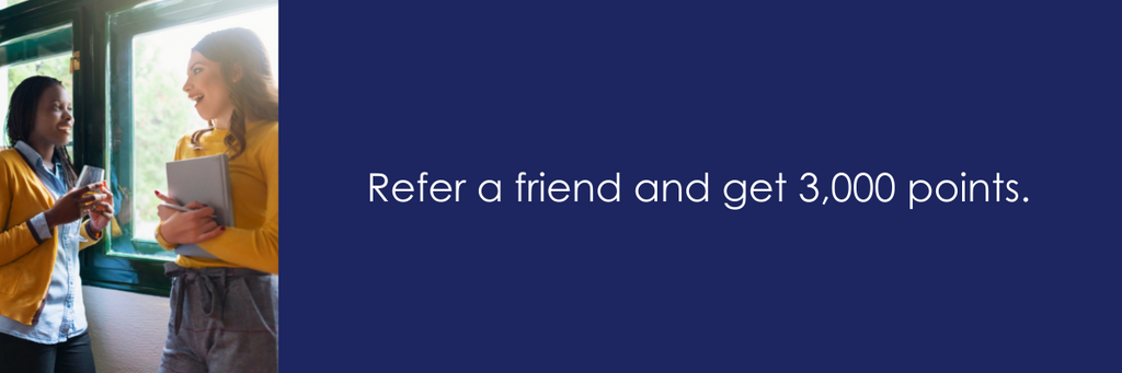 Get 3,000 points for referring a friend to DrugSmart Circle
