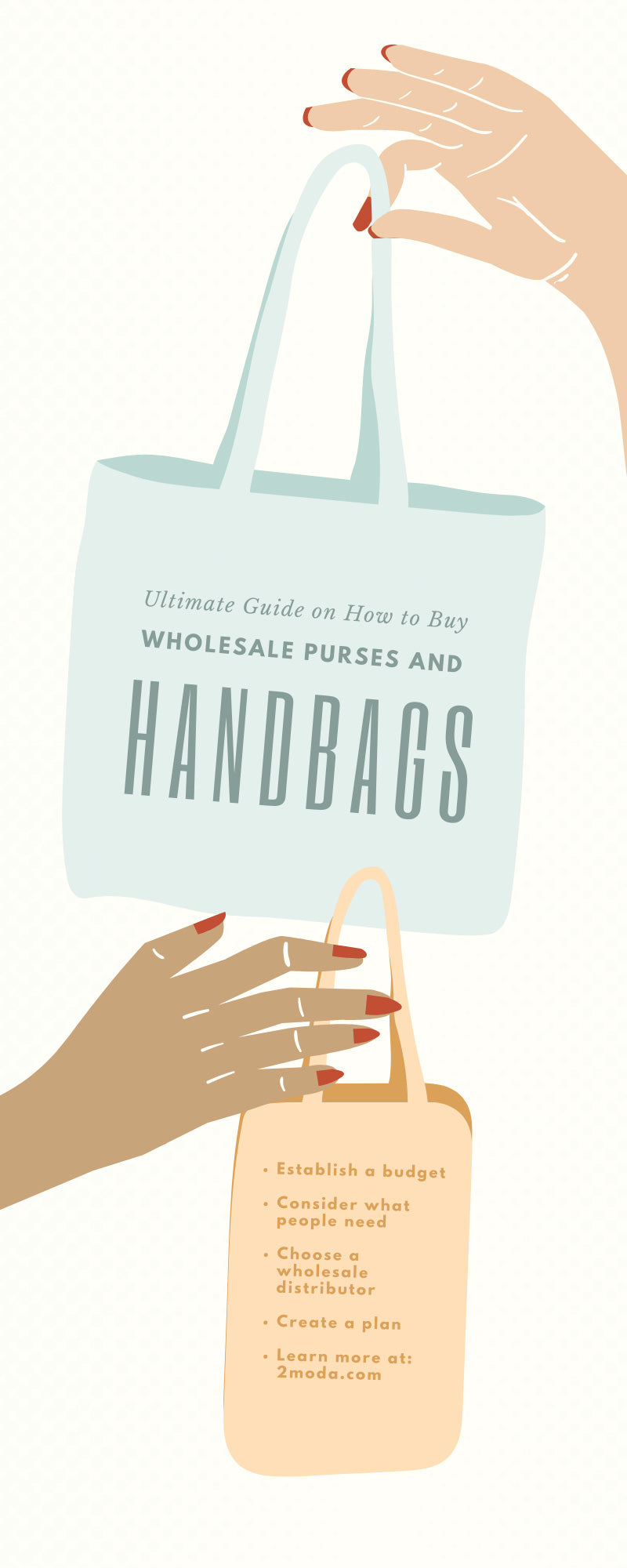 Ultimate Guide on How to Buy Wholesale Purses and Handbags