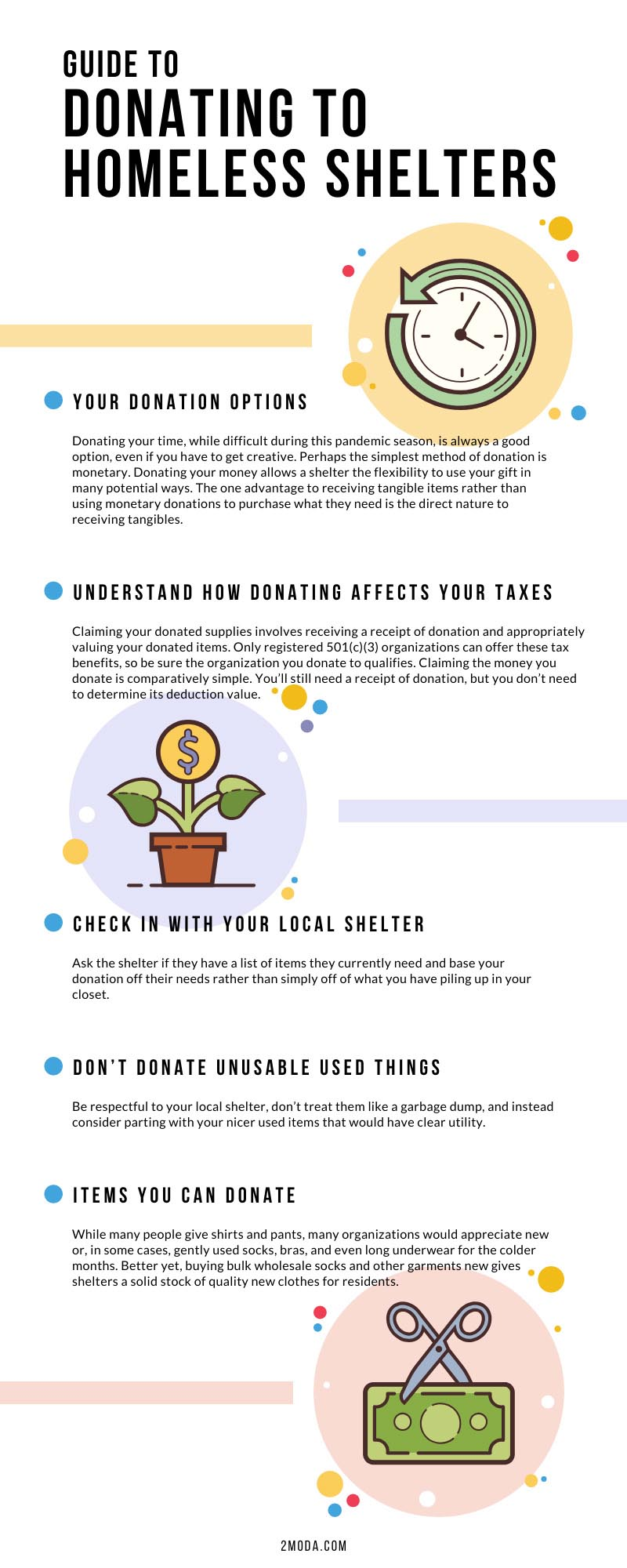 Guide to Donating to Homeless Shelters