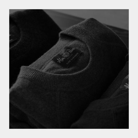 Alan Paine Cashmere Sweaters