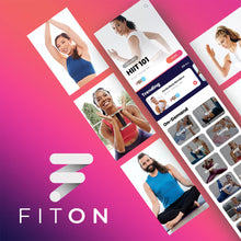 Load image into Gallery viewer, This fitness app brings world-class trainers directly into your living room, for FREE!