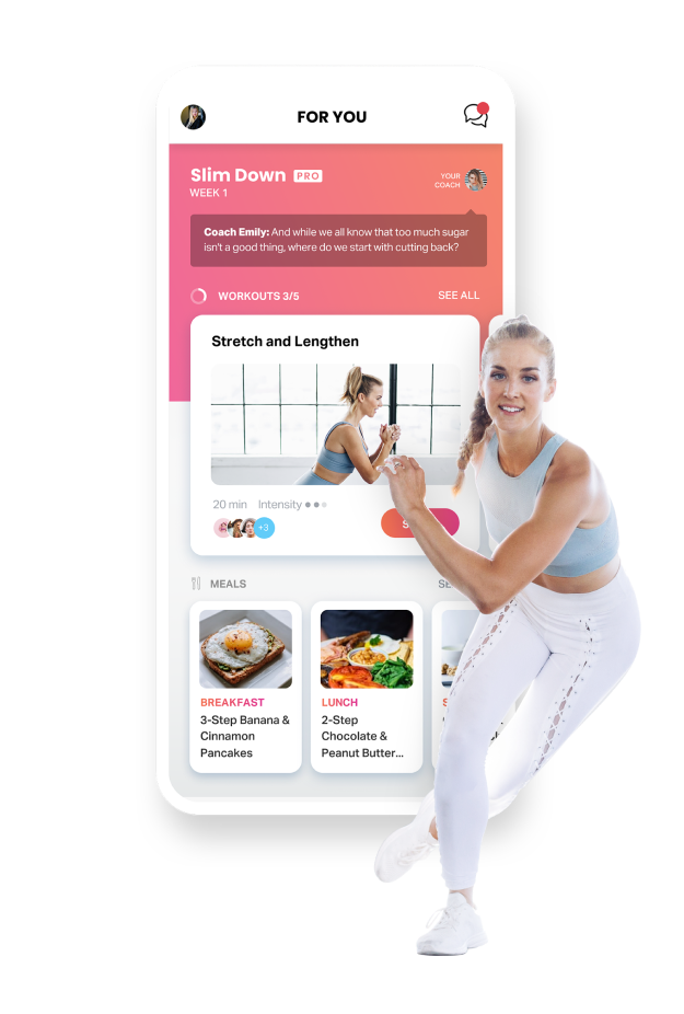 This fitness app brings world-class trainers directly into your living room, for FREE!