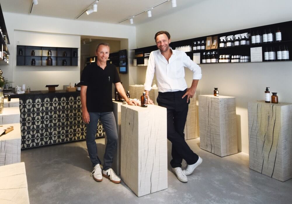 A Store for all Senses - First Saint Charles Store in Vienna's Herrengasse