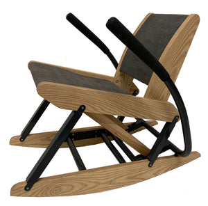 Open image in slideshow, Tilt Active Lever Rocking Chair