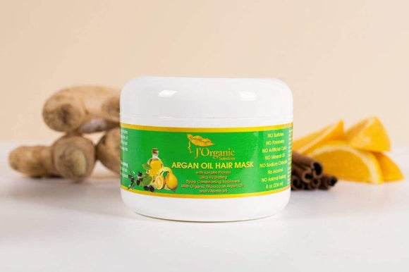 J'organicsolutions Conditioner Argan Oil Hair Mask
